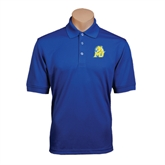 Royal Dry Mesh Polo-MU w/Cougar Head
