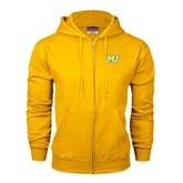 Champion Gold Fleece Full Zip Hood-MU