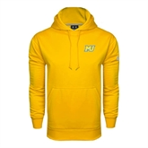 Under Armour Gold Performance Sweats Team Hoodie-MU
