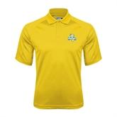 Gold Dri Mesh Pro Polo-Misericordia Official Logo