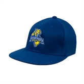 Royal OttoFlex Flat Bill Pro Style Hat-Misericordia Official Logo