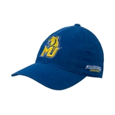 Royal OttoFlex Unstructured Low Profile Hat-MU w/Cougar Head