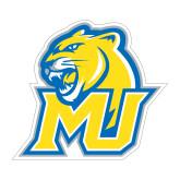 Medium Magnet-MU w/Cougar Head