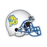 Football Helmet Magnet-MU w/Cougar Head