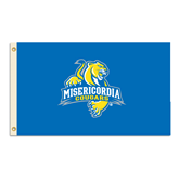 3 ft x 5 ft Flag-Misericordia Official Logo