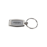 Raffinato Key Holder-Arched Misericordia Cougars Wordmark Engraved