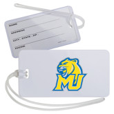 Luggage Tag-MU w/Cougar Head