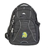 High Sierra Swerve Compu Backpack-MU w/Cougar Head
