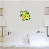 1 ft x 1 ft Fan WallSkinz-Lion Head