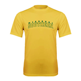 Performance Gold Tee-Arched Missouri Southern
