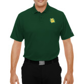 Under Armour Dark Green Performance Polo-Lion Head