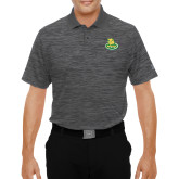 Under Armour Graphite Performance Polo-MSSU Lions w/Lion Head On Top