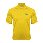 Gold Dri Mesh Pro Polo-MSSU Lions w/Lion Head