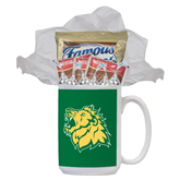 Cookies N Cocoa Gift Mug-Lion Head
