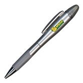 Silver/Silver Blossom Pen/Highlighter-MSSU w/Lion Head