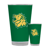Full Color Glass 17oz-Lion Head