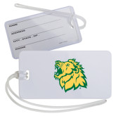Luggage Tag-Lion Head