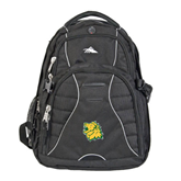 High Sierra Swerve Compu Backpack-Lion Head