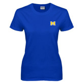 Ladies Royal T Shirt-M