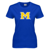 Ladies Royal T Shirt-M