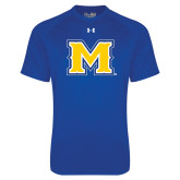 Under Armour Royal Tech Tee-M