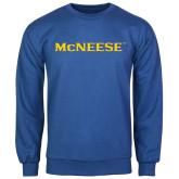 Royal Fleece Crew-McNeese