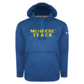 Under Armour Royal Performance Sweats Team Hoodie-Track