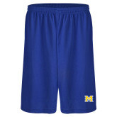 Russell Performance Royal 9 Inch Short w/Pockets-M