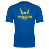 Performance Royal Tee-Track Wings Design
