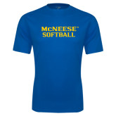 Syntrel Performance Royal Tee-Softball