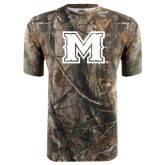 Realtree Camo T Shirt-M