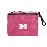 Six Pack Pink Cooler-M