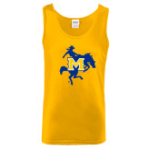 Gold Tank Top-Primary Mark