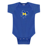 Royal Infant Onesie-Primary Mark