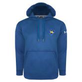 Under Armour Royal Performance Sweats Team Hoodie-Primary Mark