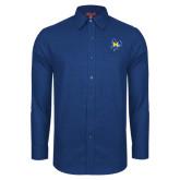Red House Royal Diamond Dobby Long Sleeve Shirt-Primary Mark