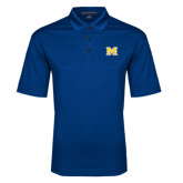 Royal Performance Fine Jacquard Polo-M