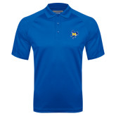 Royal Textured Saddle Shoulder Polo-Primary Mark