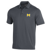 Under Armour Graphite Performance Polo-M