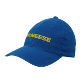 Royal Flexfit Structured Low Profile Hat-McNeese
