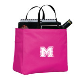 Tropical Pink Essential Tote-M