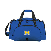 Challenger Team Royal Sport Bag-M
