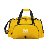 Challenger Team Gold Sport Bag-M