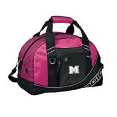 Ogio Pink Half Dome Bag-M