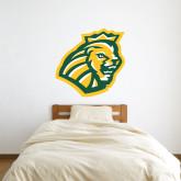 3 ft x 3 ft Fan WallSkinz-Lion Head