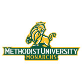 Extra Large Decal-Methodist University Monarchs, 18 inches wide