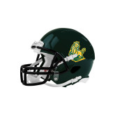 Riddell Replica Dark Green Mini Helmet-Lion Head