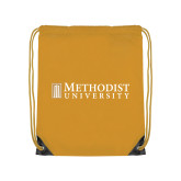 Gold Drawstring Backpack-Official Artwork
