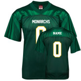 Replica Dark Green Adult Football Jersey-Personalized