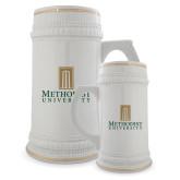 Full Color Decorative Ceramic Mug 22oz-Primary Instituational Logo